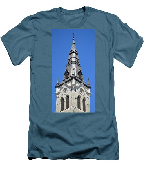 San Antonio Chuch 01 Men's T-Shirt (Athletic Fit)