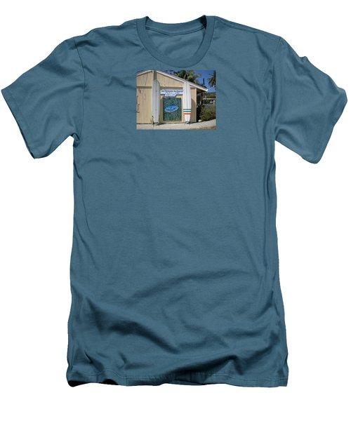 San Clemente Surfboards Men's T-Shirt (Athletic Fit)