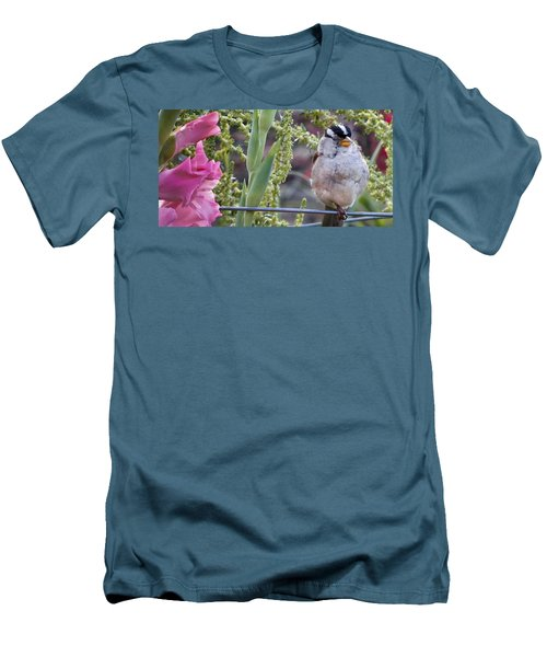 Seattle Bird Men's T-Shirt (Athletic Fit)