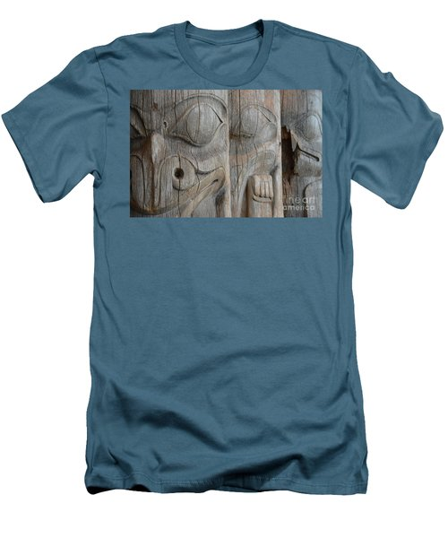 Seeing Through The Centuries Men's T-Shirt (Athletic Fit)