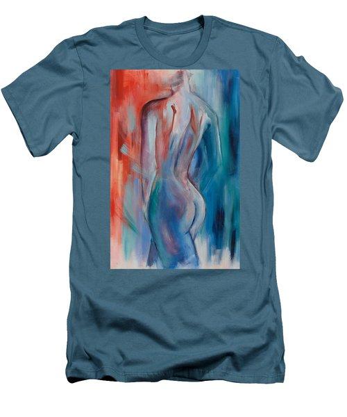 Sensuelle Men's T-Shirt (Athletic Fit)