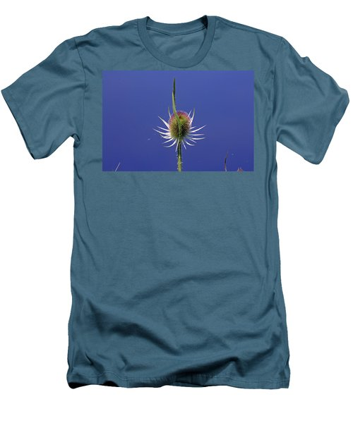 Single Teasel Men's T-Shirt (Athletic Fit)