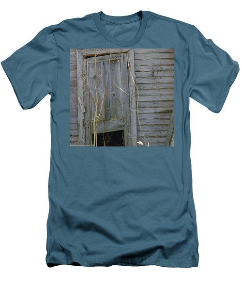 Men's T-Shirt (Slim Fit) featuring the photograph Skewed by Nick Kirby