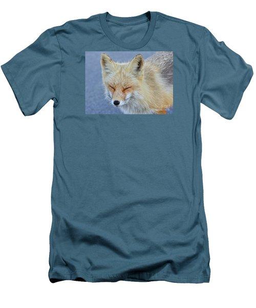 Sleep Walking Men's T-Shirt (Slim Fit) by Sami Martin