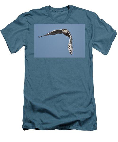 Snowy Men's T-Shirt (Athletic Fit)