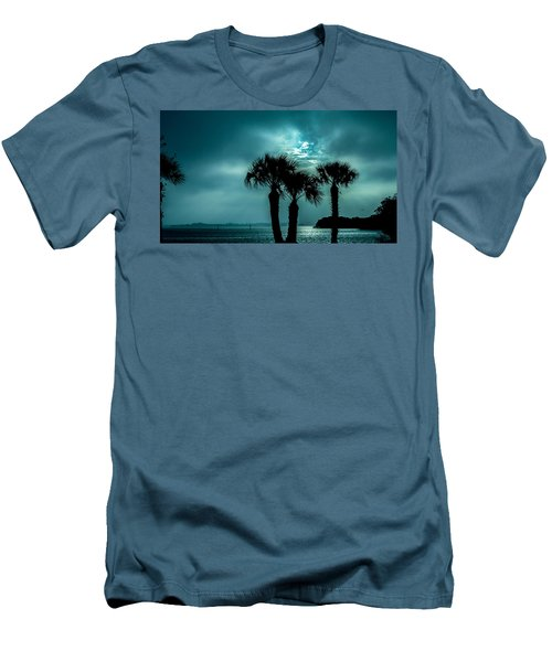 Some Kind Of Blue Men's T-Shirt (Athletic Fit)