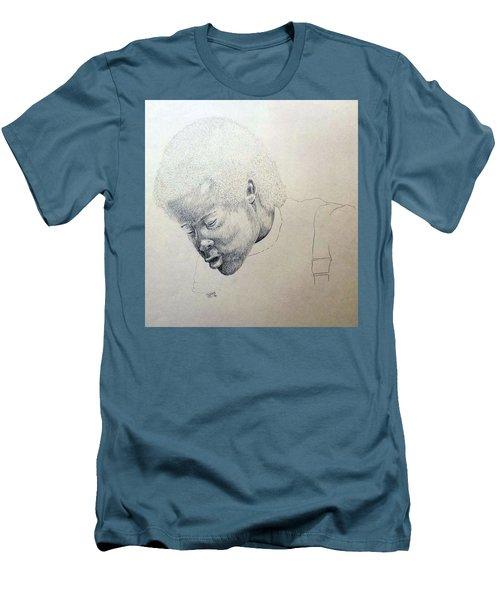 Sorrow Men's T-Shirt (Slim Fit) by Richard Faulkner
