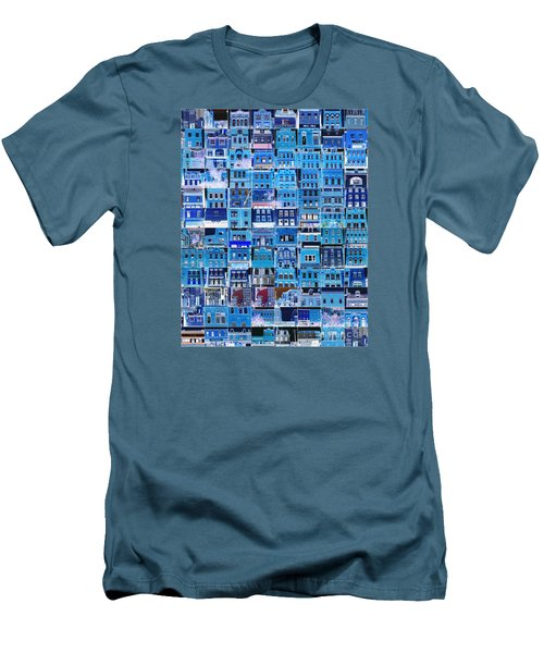 Southside Pittsburgh Men's T-Shirt (Slim Fit) by Joe Jake Pratt
