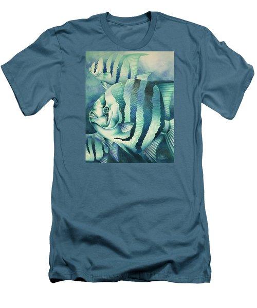 Spadefish Men's T-Shirt (Slim Fit) by William Love