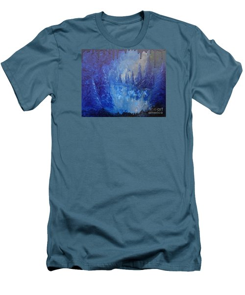 Spirit Pond Men's T-Shirt (Athletic Fit)