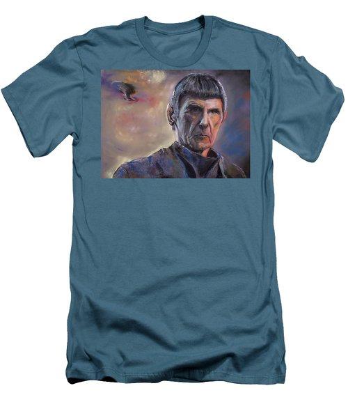 Spock Men's T-Shirt (Athletic Fit)