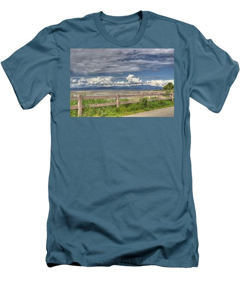 Spring Afternoon Men's T-Shirt (Athletic Fit)