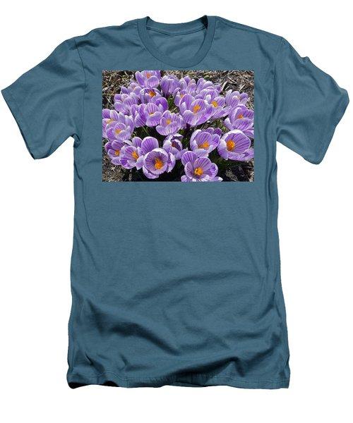 Spring Faces Men's T-Shirt (Athletic Fit)