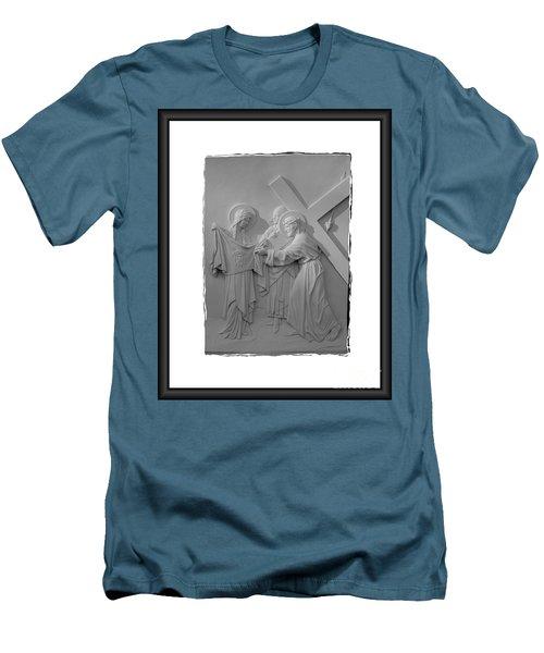 Station V I Men's T-Shirt (Athletic Fit)