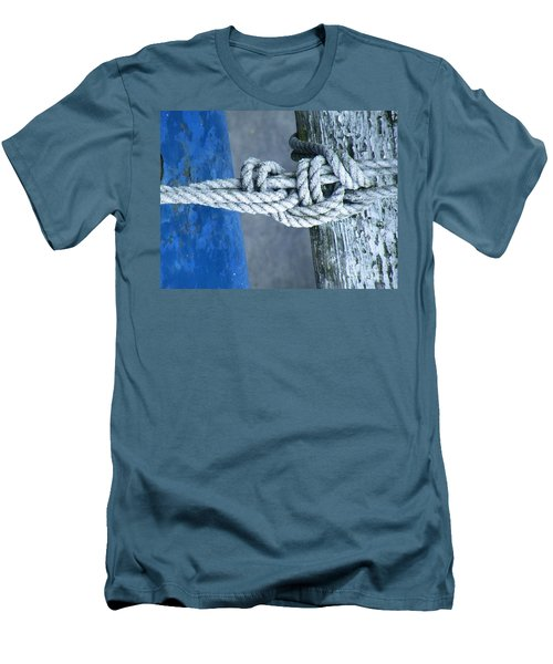Men's T-Shirt (Slim Fit) featuring the photograph Stay by Brian Boyle