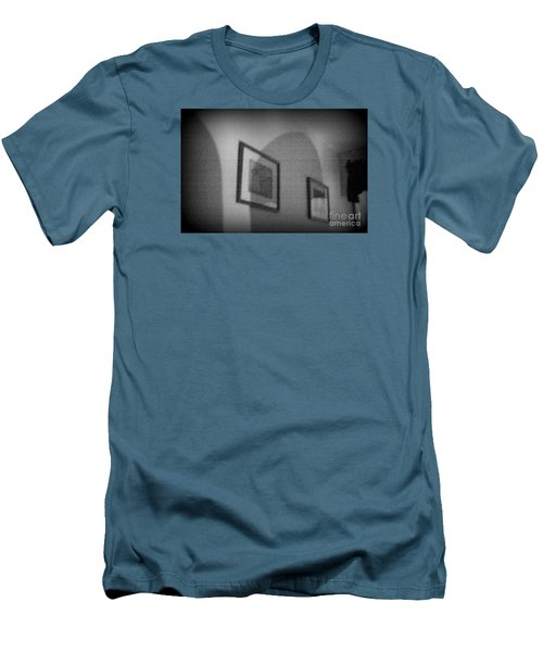 Men's T-Shirt (Slim Fit) featuring the photograph Stolen Of Vision by Steven Macanka