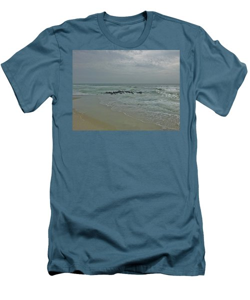 Storm In May Men's T-Shirt (Slim Fit)