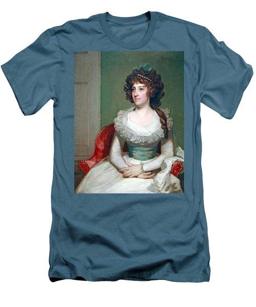 Stuart's Matilda Caroline Cruger Men's T-Shirt (Athletic Fit)