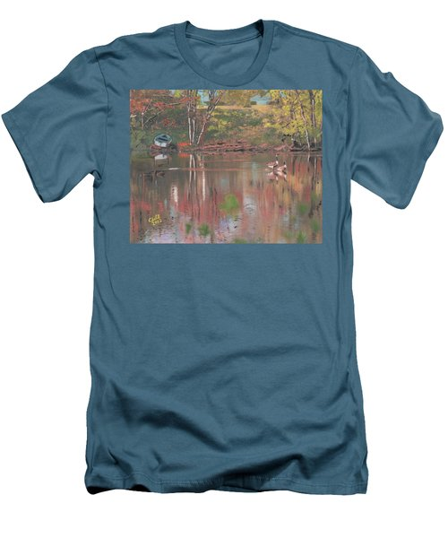 Sudbury River Men's T-Shirt (Athletic Fit)