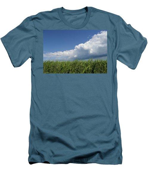 Suffolk Skies Men's T-Shirt (Athletic Fit)