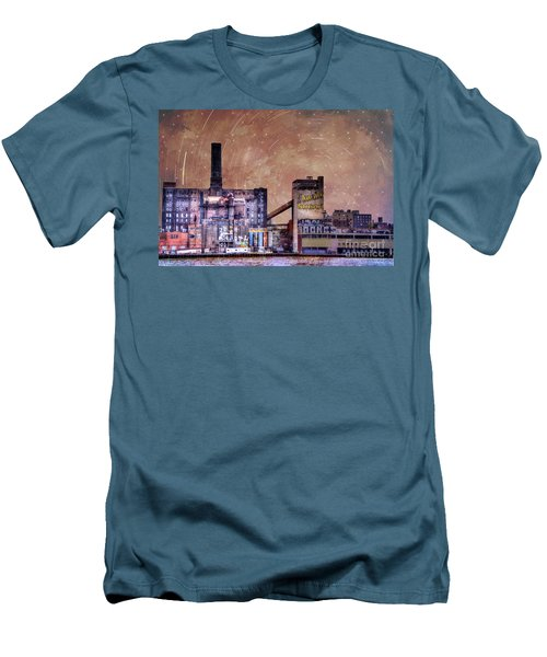 Sugar Shack Men's T-Shirt (Slim Fit) by Juli Scalzi