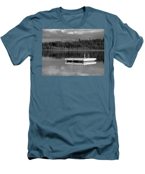 Summertime Reflections Men's T-Shirt (Athletic Fit)