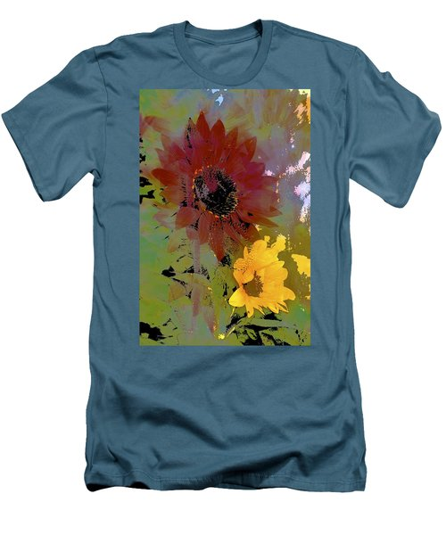 Sunflower 33 Men's T-Shirt (Athletic Fit)