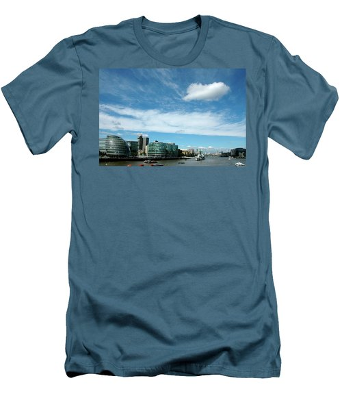 Sunny Day London Men's T-Shirt (Slim Fit) by Jonah  Anderson