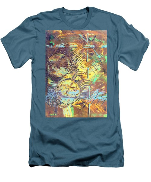 Sunrise One Men's T-Shirt (Athletic Fit)