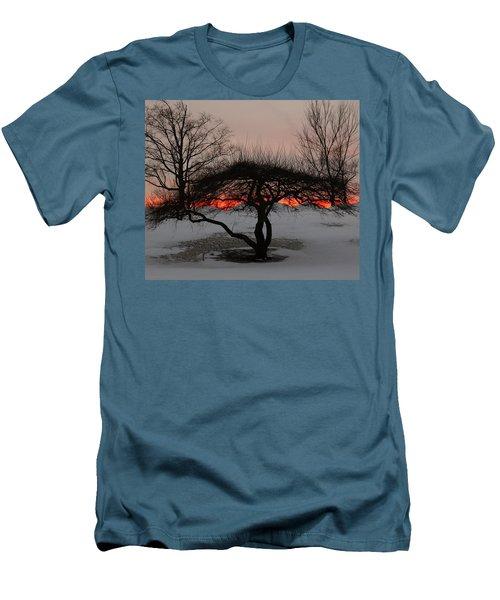 Sunroof Men's T-Shirt (Athletic Fit)