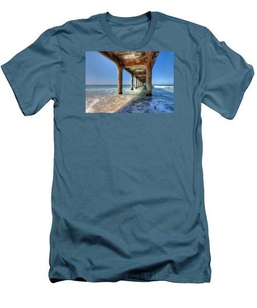 Swept Away Men's T-Shirt (Athletic Fit)