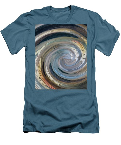 Men's T-Shirt (Slim Fit) featuring the photograph Swirl by Diane Alexander