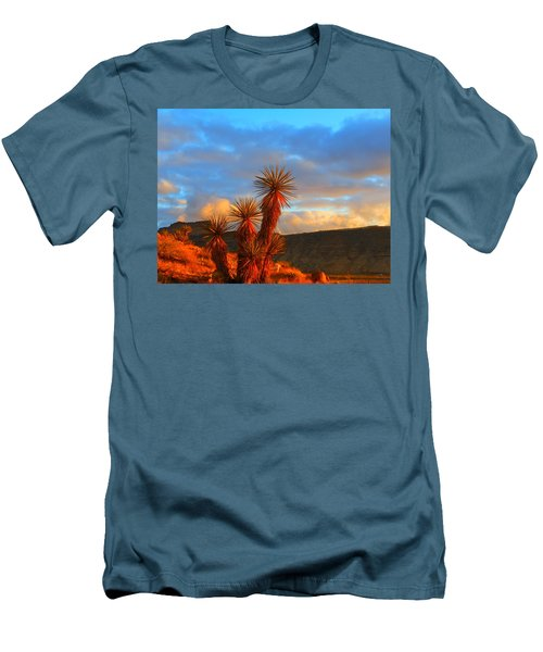 The Cerbat Foothills Men's T-Shirt (Athletic Fit)