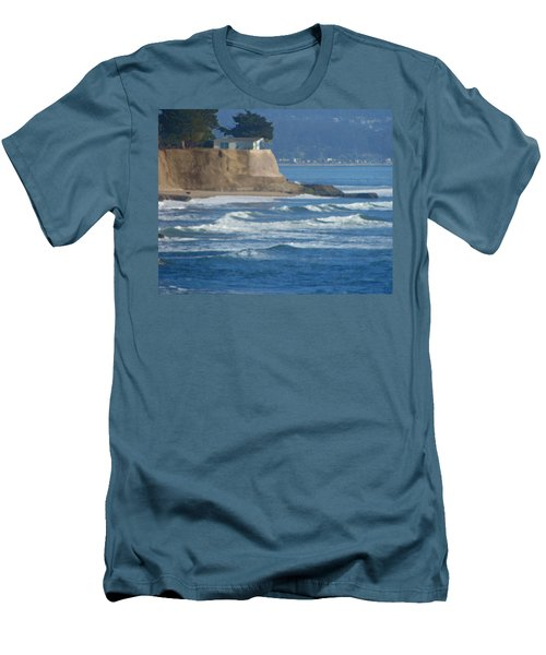 The Cliff House Men's T-Shirt (Athletic Fit)