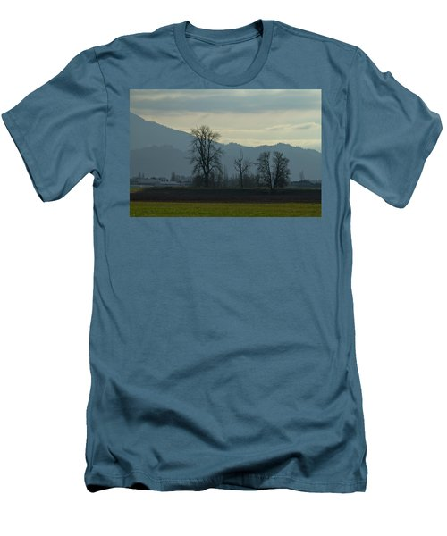 Men's T-Shirt (Slim Fit) featuring the photograph The Eagle Tree by Eti Reid
