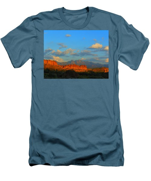 The Endangered West Men's T-Shirt (Athletic Fit)