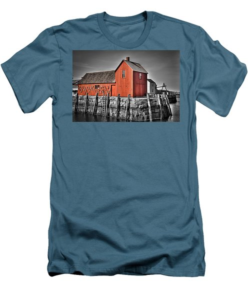 The Fishing Shack Men's T-Shirt (Athletic Fit)