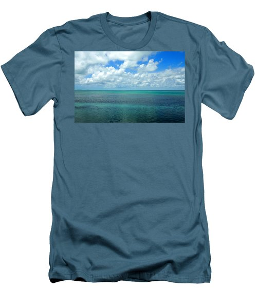 The Florida Keys Men's T-Shirt (Athletic Fit)