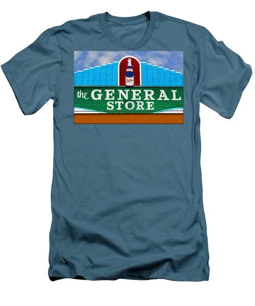 The General Store Men's T-Shirt (Slim Fit) by Paul Wear