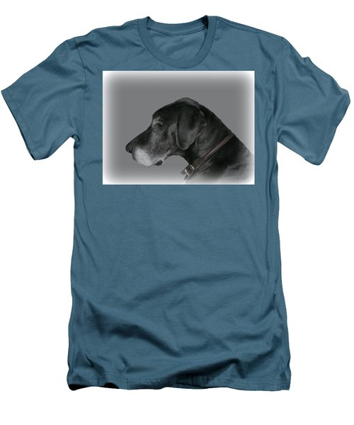 The Great Dane Men's T-Shirt (Athletic Fit)