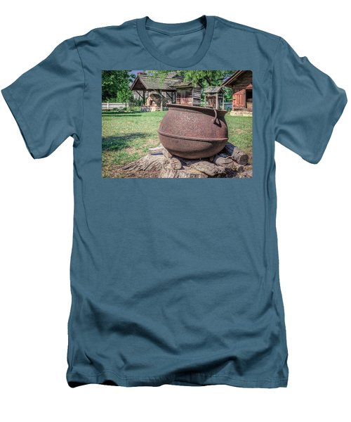 The Kettle Men's T-Shirt (Athletic Fit)