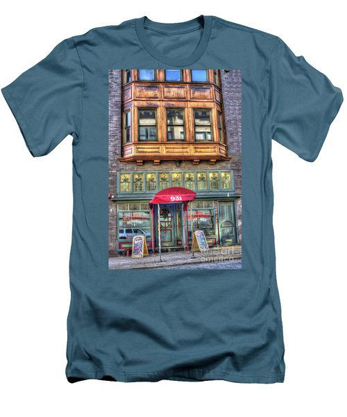 The Majestic Restaurant Men's T-Shirt (Athletic Fit)