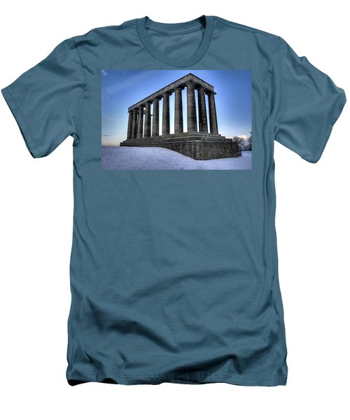 The National Monument Men's T-Shirt (Athletic Fit)