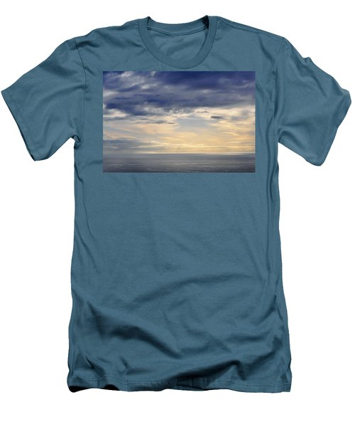 Men's T-Shirt (Slim Fit) featuring the photograph The Pacific Coast by Kyle Hanson