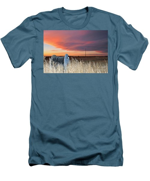 The Prairie Men's T-Shirt (Athletic Fit)