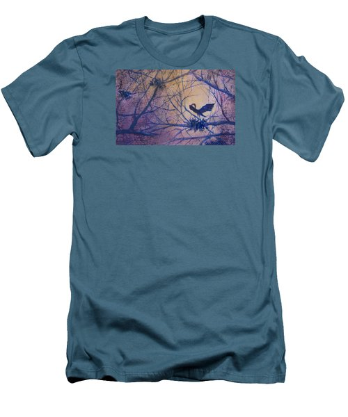 The Rookery Revisited Men's T-Shirt (Slim Fit) by Lee Beuther