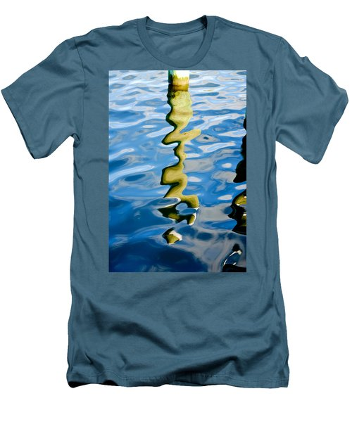 The Transformative Power Of Water Men's T-Shirt (Athletic Fit)