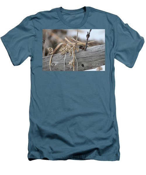 Thistles And Barbed Wire Men's T-Shirt (Athletic Fit)