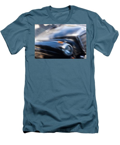 Men's T-Shirt (Slim Fit) featuring the photograph To Journey Through Space And Time by Alex Lapidus