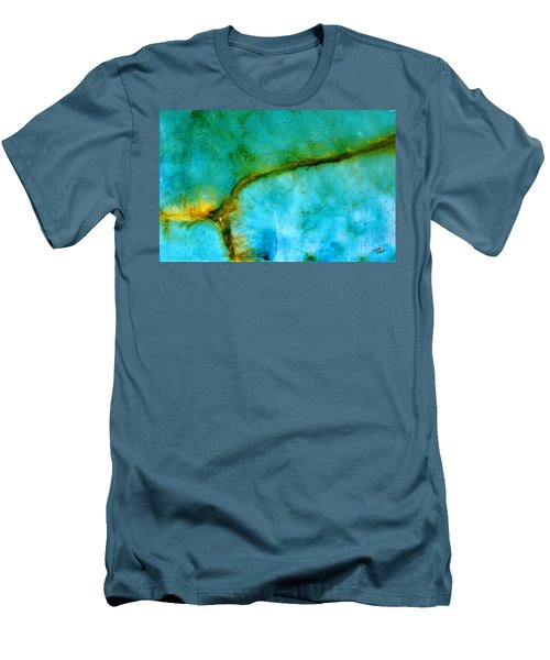 Transport Men's T-Shirt (Slim Fit) by Keith Thue